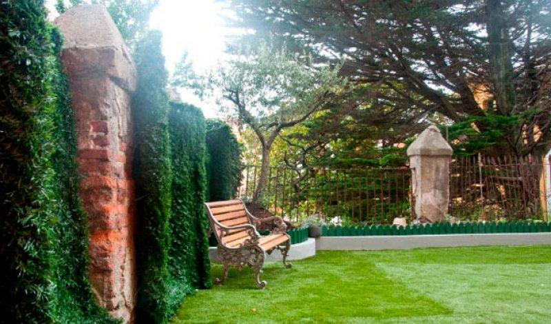 Hostal jard n secreto santander - El jardin secreto restaurante ...
