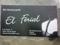 RESTAURANTE EL FERIAL